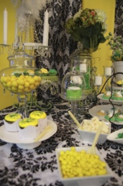 Event Decorating Academy Candy Table Decor Courses And