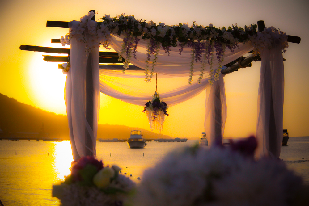 destination wedding course