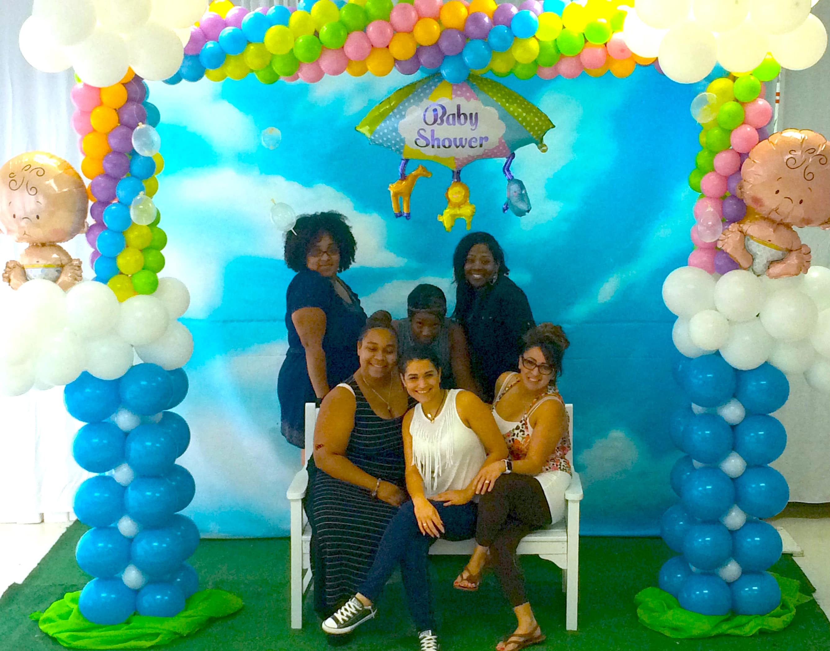 event decorating academy balloon course pictures